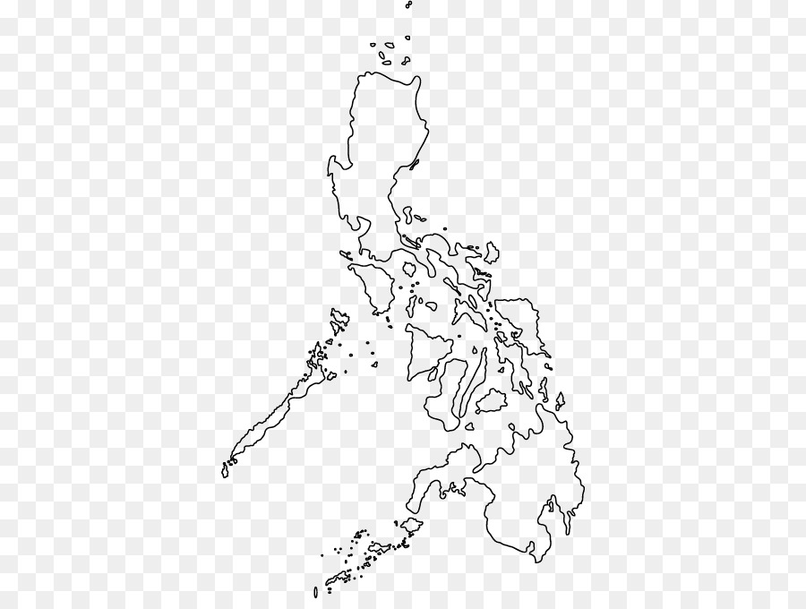 Philippines Map Black And White.Visayas Luzon Drawing Flag Of The Philippines Map Map Png Download