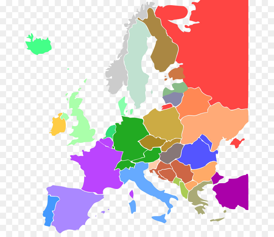 map png download - 733*768 - Free Transparent Europe png Download. Map Of Europe Wikipedia on