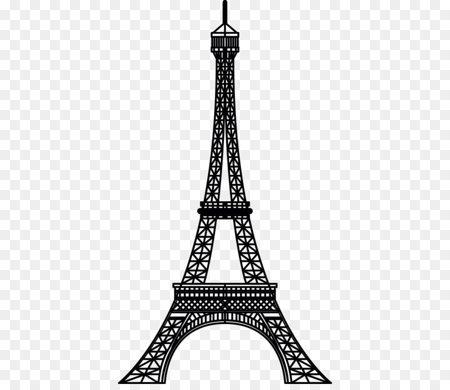 Eiffel Tower Party Birthday Paper Quinceañera Eiffel Tower Png