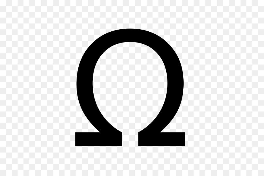 Greek Alphabet Letter Omega Symbol Png Download 487600 Free