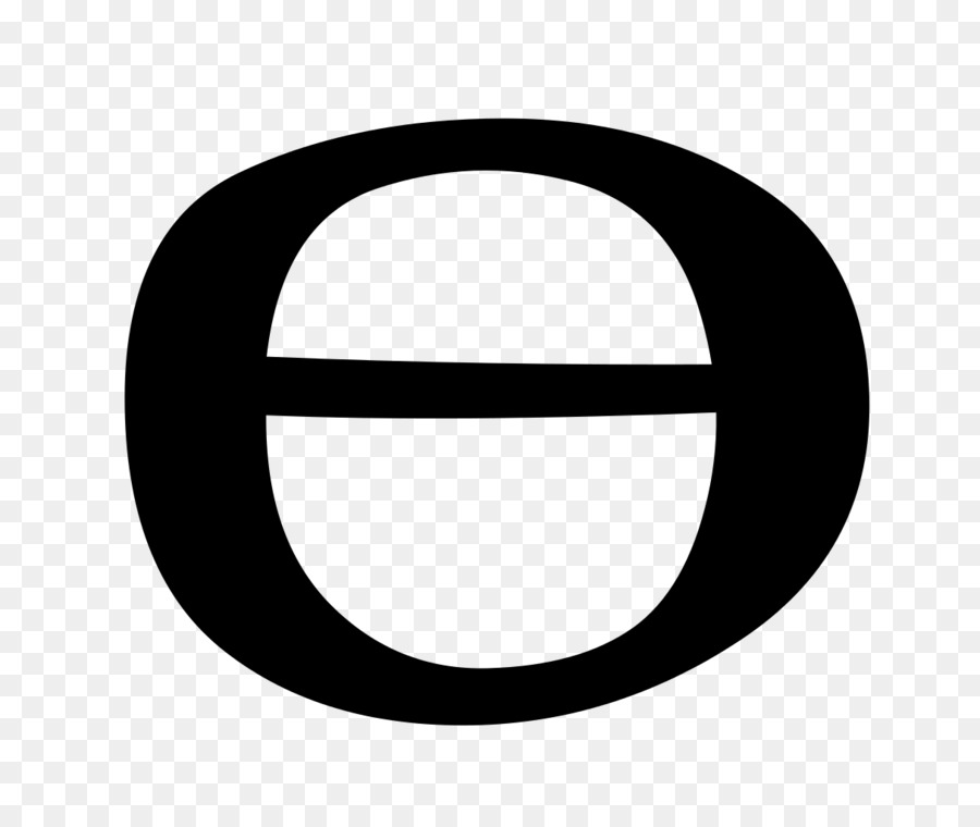 Theta Greek Alphabet Symbol Letter Symbol Png Download 12131024
