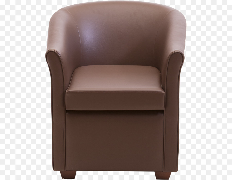 Club chair Comfort Armrest - practical wooden tub png download - 551 ...