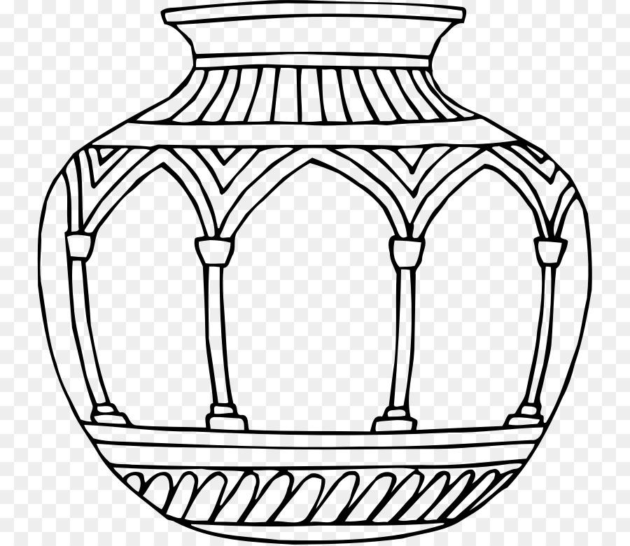 Drawing Vase Clip Art Vase Clipart Png Download 793778 Free