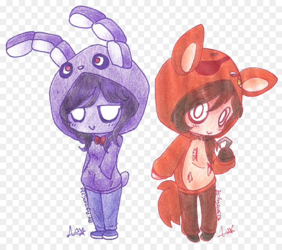 Five Nights At Freddys Drawing Pencil Cartoon Mony Png Download