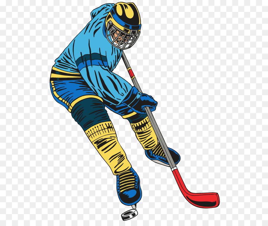 Protective gear in sports Ice Hockey Player Bandy - hockey Formatos ...