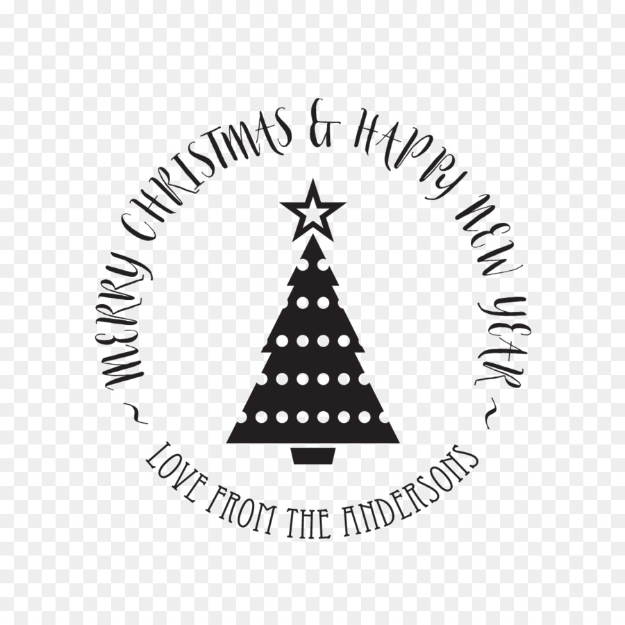 Christmas tree Paper Rubber stamp Postage Stamps - christmas tree ...