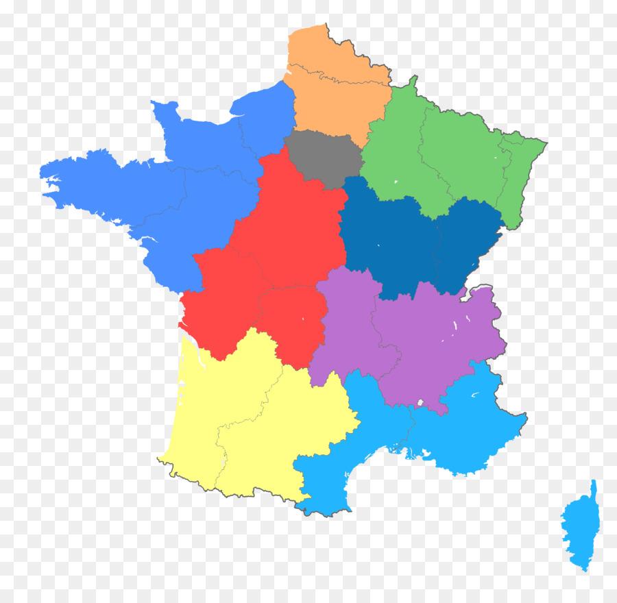 Frankreich Karte Regionen.Fort De Frankreich Karte Regionen Von Frankreich Frankreich Png