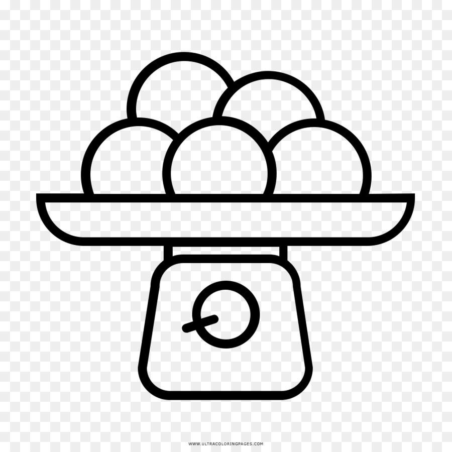 Scale di misura Disegno da Colorare libro di Cucina - cucina ...