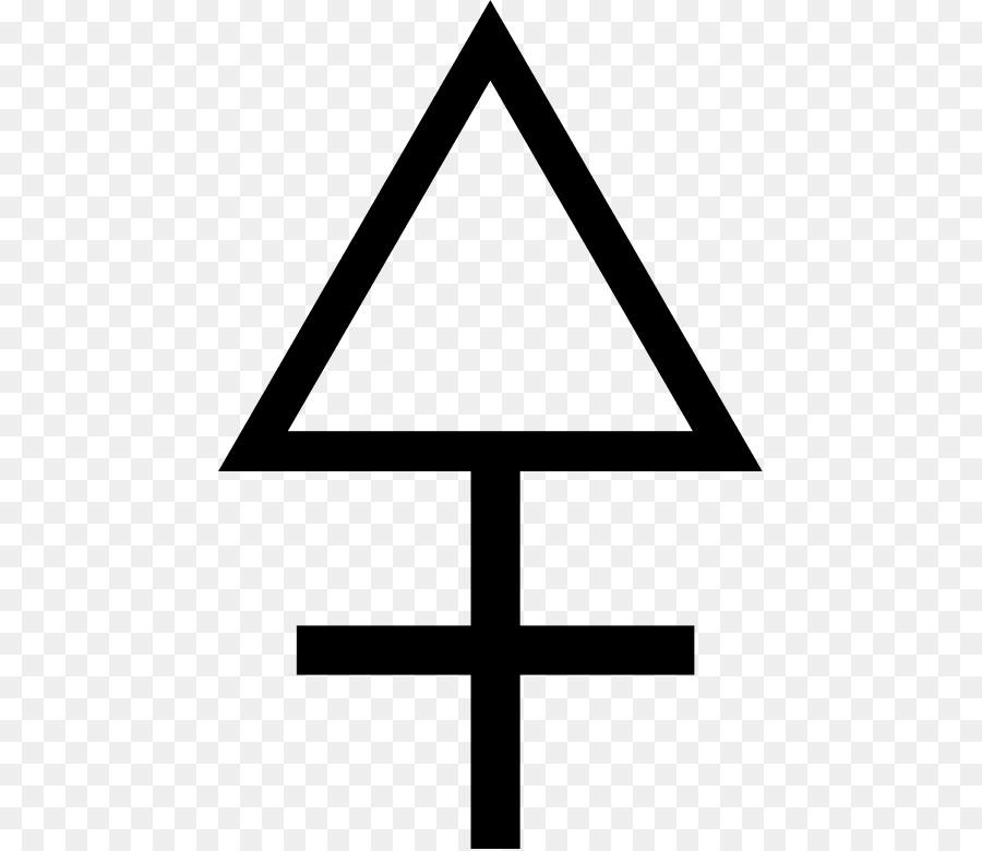 Alchemical Symbol Alchemy Sulfur Chemical Element Symbol Png