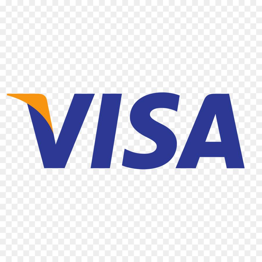 Logo Visa Credit card Business - visa png download - 1900*1900 ...