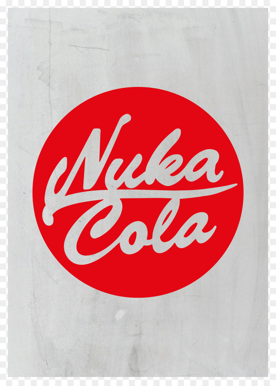 fallout 4 nuka world coca cola fizzy drinks logo decal fallout