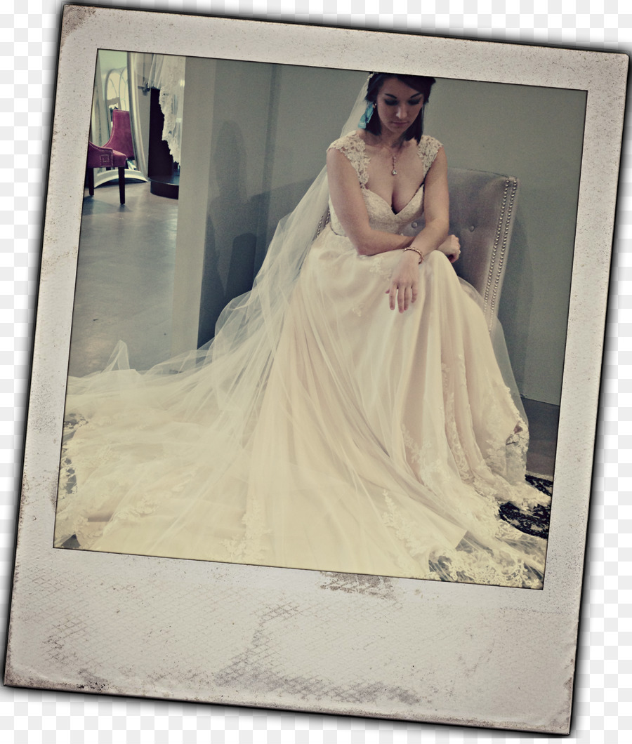 Wedding dress Bride Picture Frames Gown - wedding png download ...