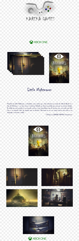 Little Nightmares (Digital download code) Brand Xbox One - little