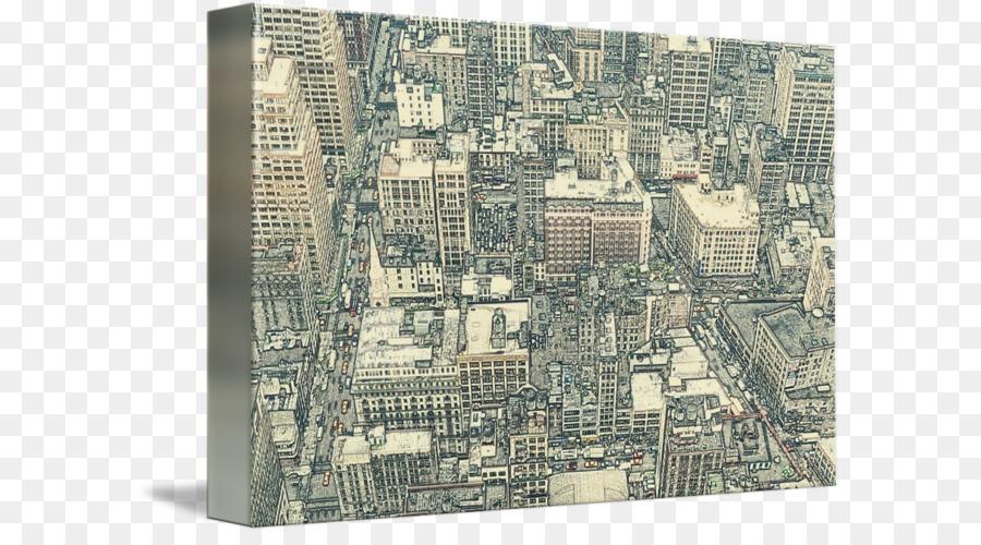 Desain Perkotaan Kawasan Perkotaan New York Sketsa Unduh Kota
