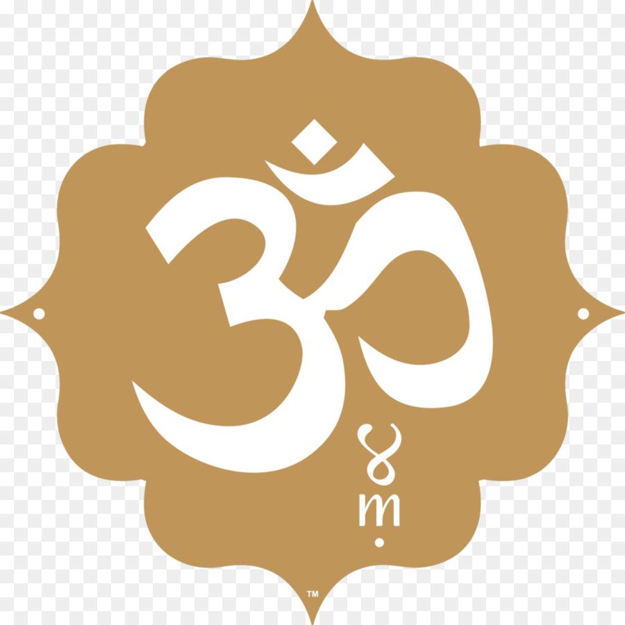 Upanishads Om Symbol Hinduism Meditation Gold Symbol Png