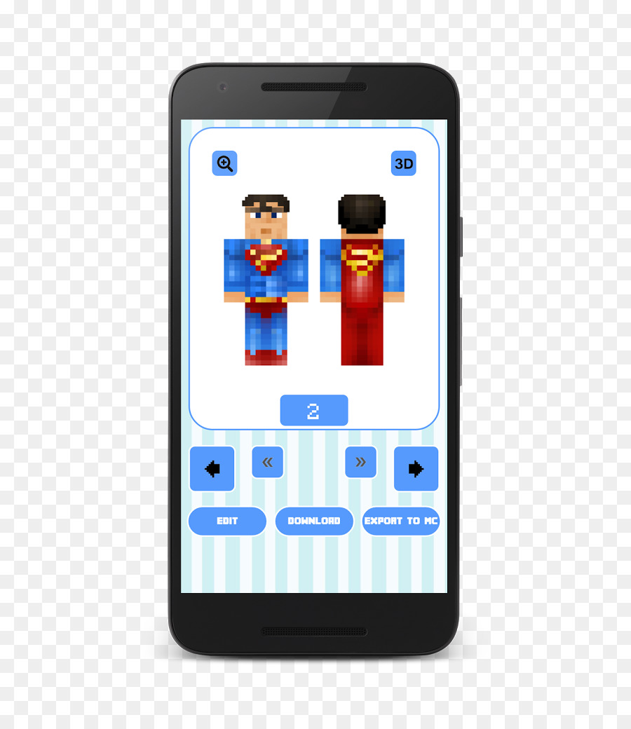 Minecraft Pocket Edition Smartphone Heroes Skins For Minecraft - Skins para minecraft pocket edition gratis