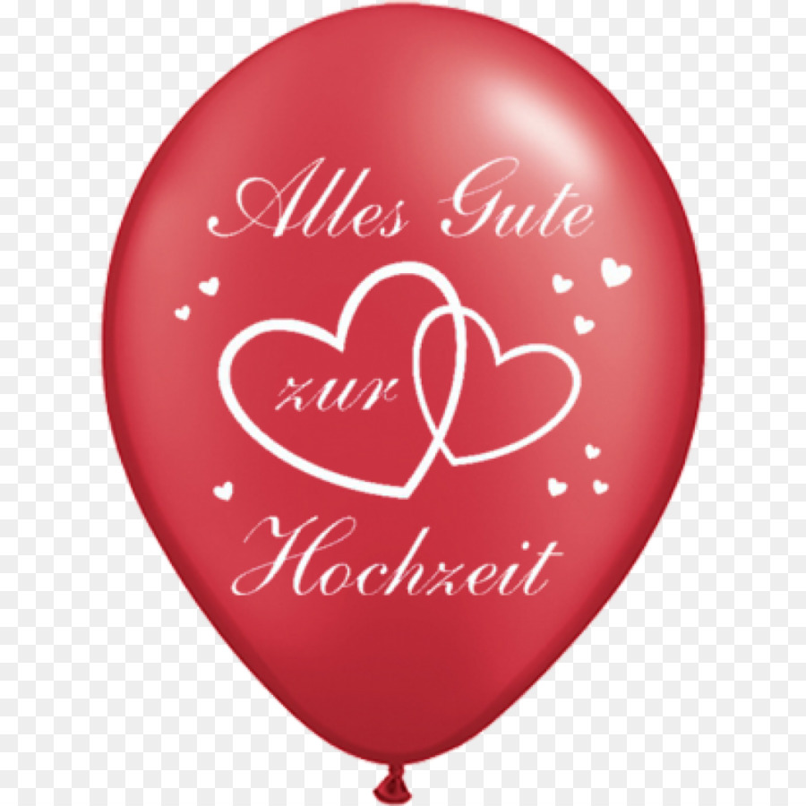 Toy balloon Wedding anniversary Gift Birthday - gift png download ...
