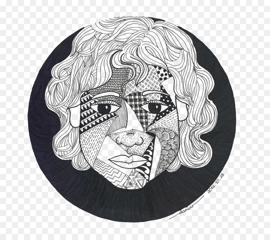 Dibujo /m/02csf Blanco - barong máscara de dibujo Formatos De ...