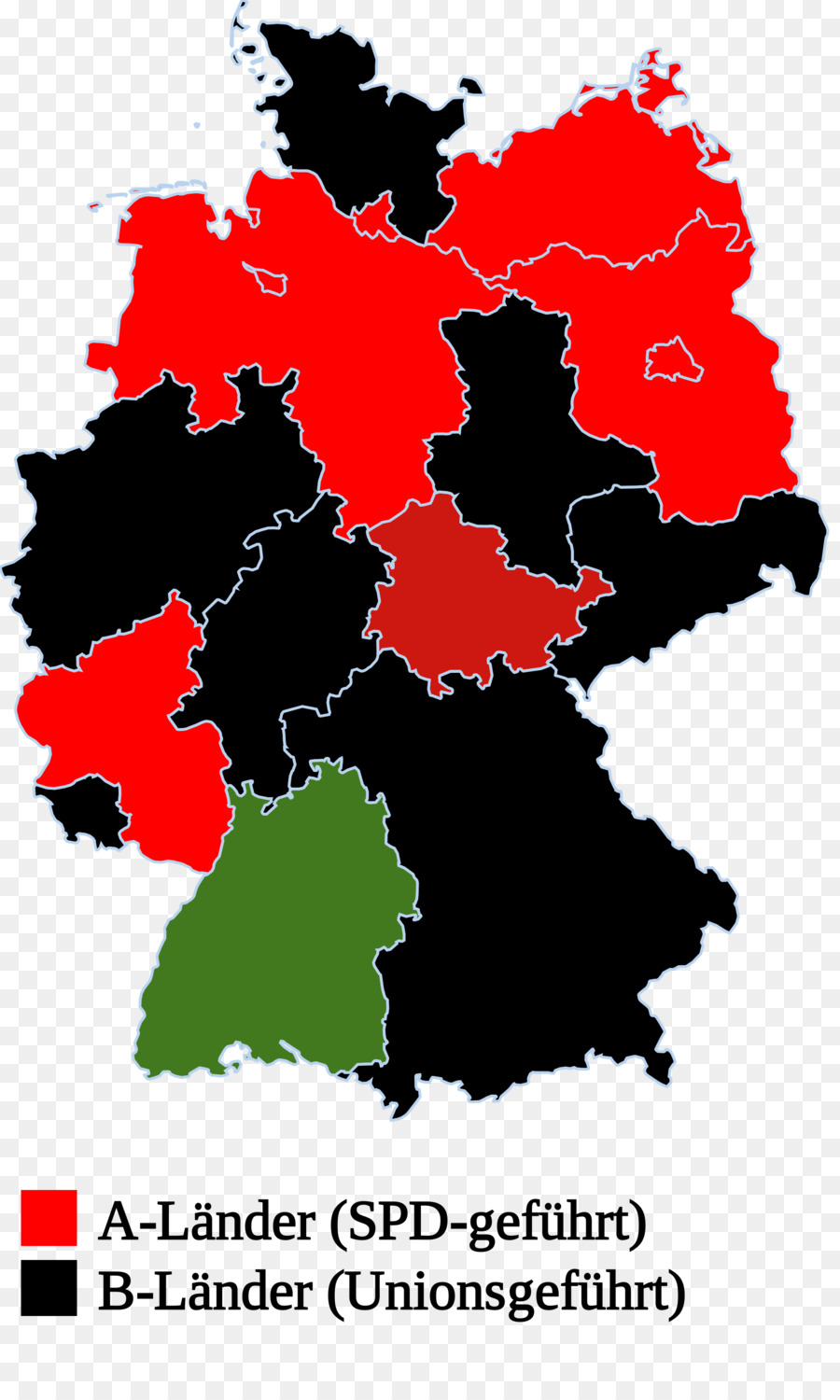 Bremen States of Germany Map - map png download - 1920*3200 ...