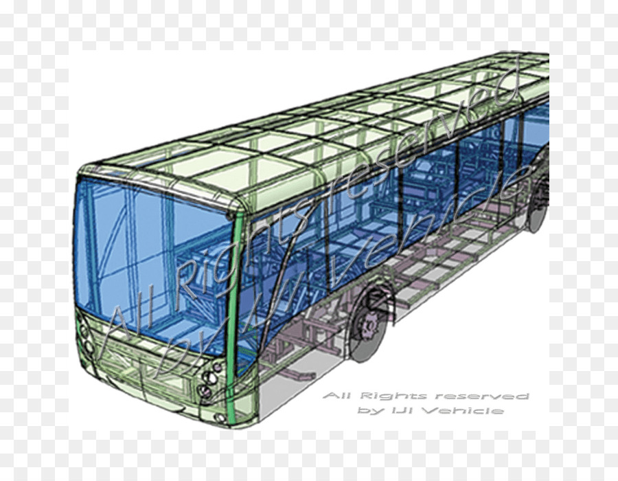 Intercity bus service Car Vehicle frame Coach - bus png download ...