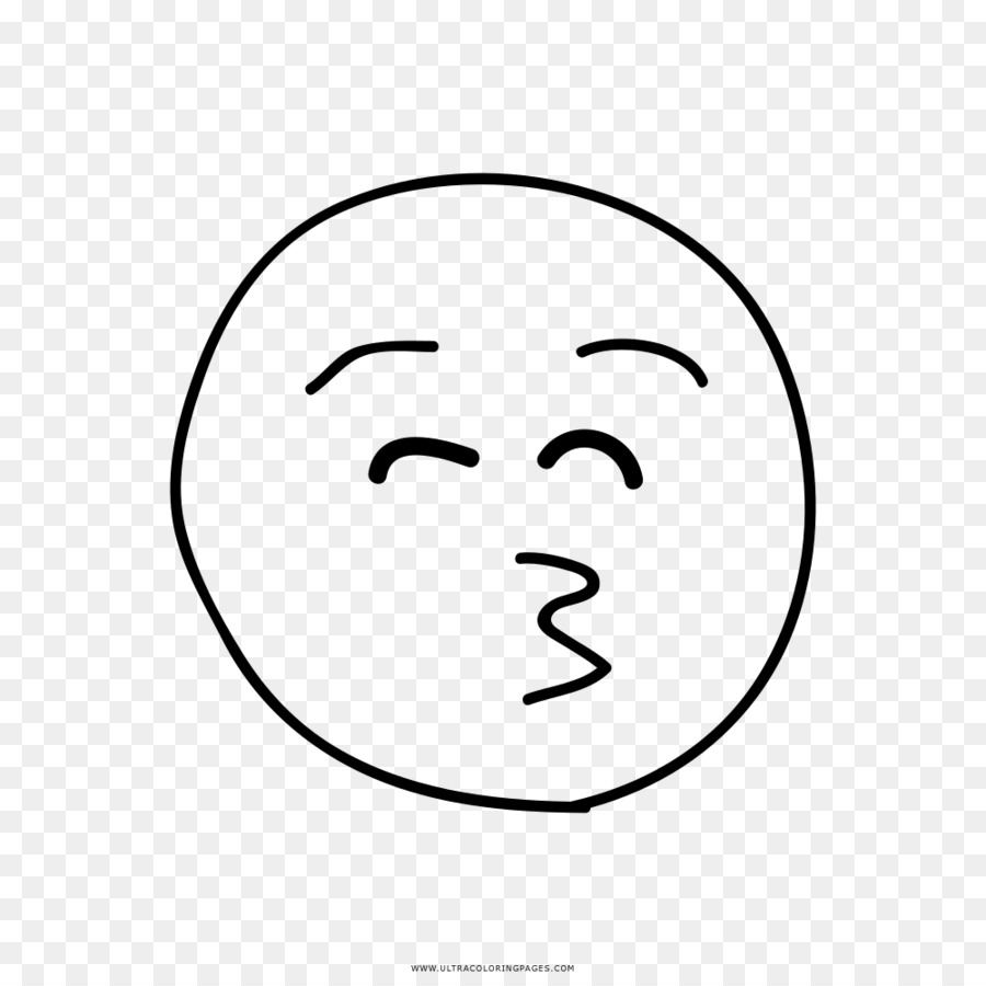 Coloring Book Line Art Drawing Emoji Painting Emoji Png Download
