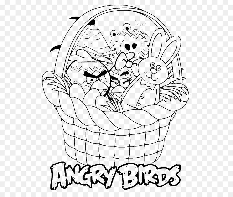 Coniglietto Di Pasqua Angry Birds Star Wars Uovo Di Pasqua Da