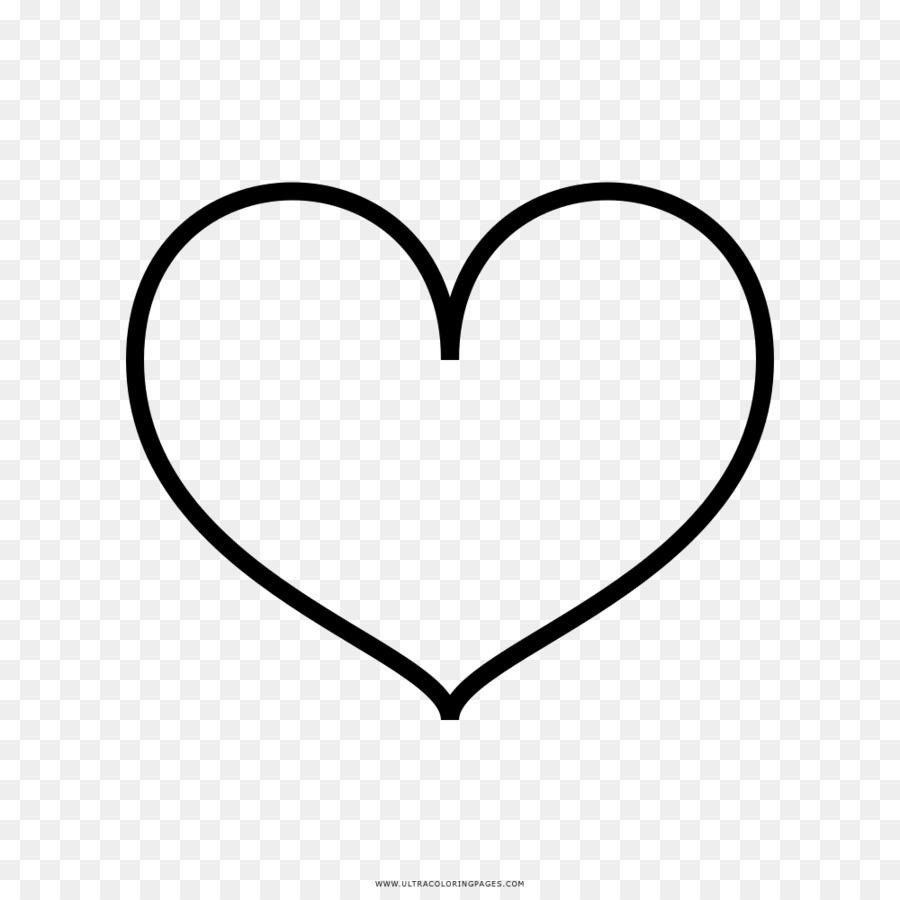 Corazón roto Dibujo para Colorear libro - corazón Formatos De ...