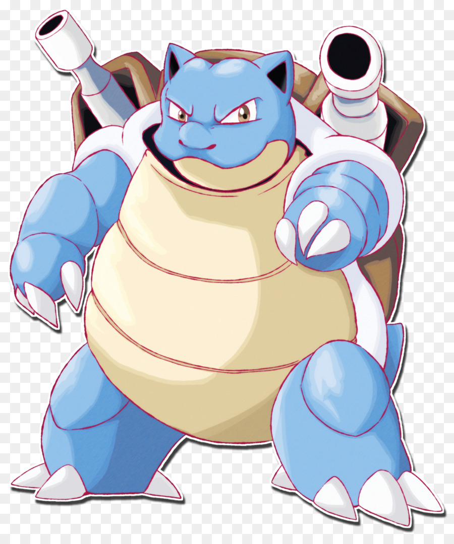 Red Blastoise Pokémon GO Blasto...