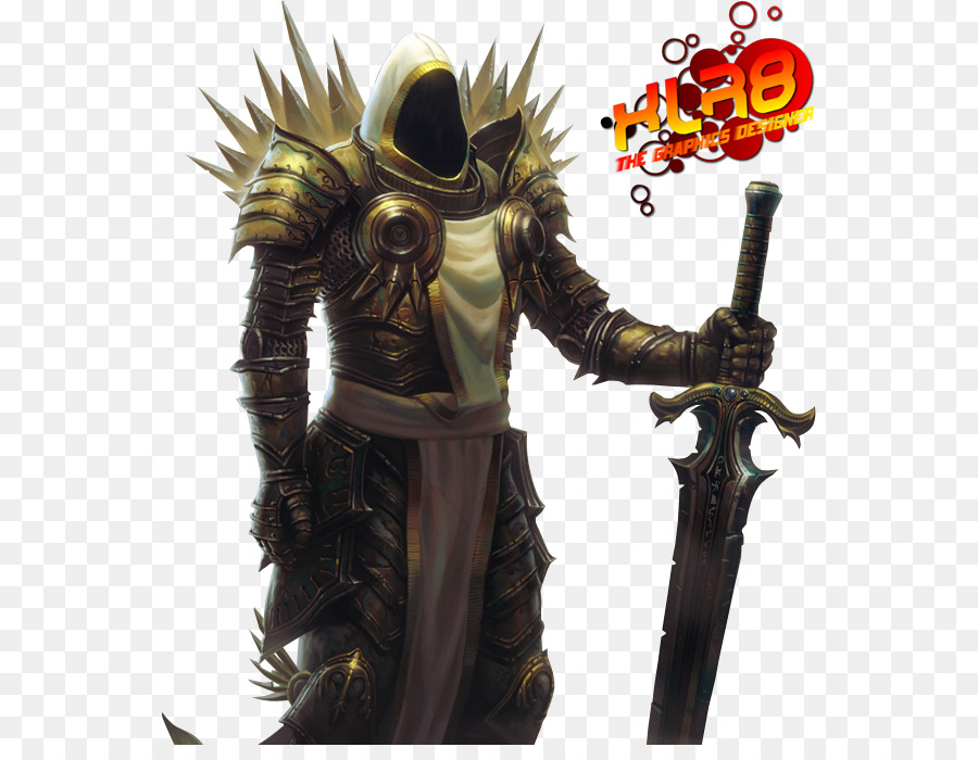 Tyrael Diablo III Desktop Wallpaper 4K Resolution