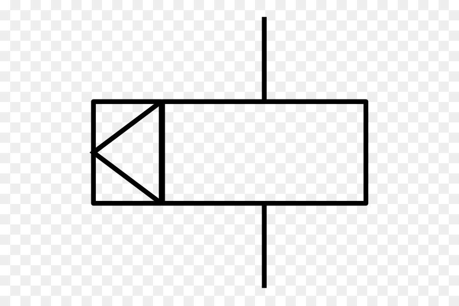 Folding door Aluminium Angle - relay symbol png download - 600*600 ...