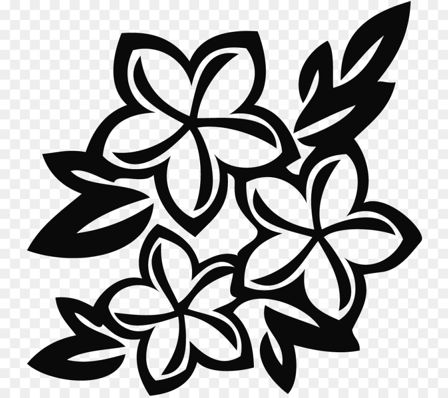 Black and white flower drawing clip art black flower border png black and white flower drawing clip art black flower border mightylinksfo