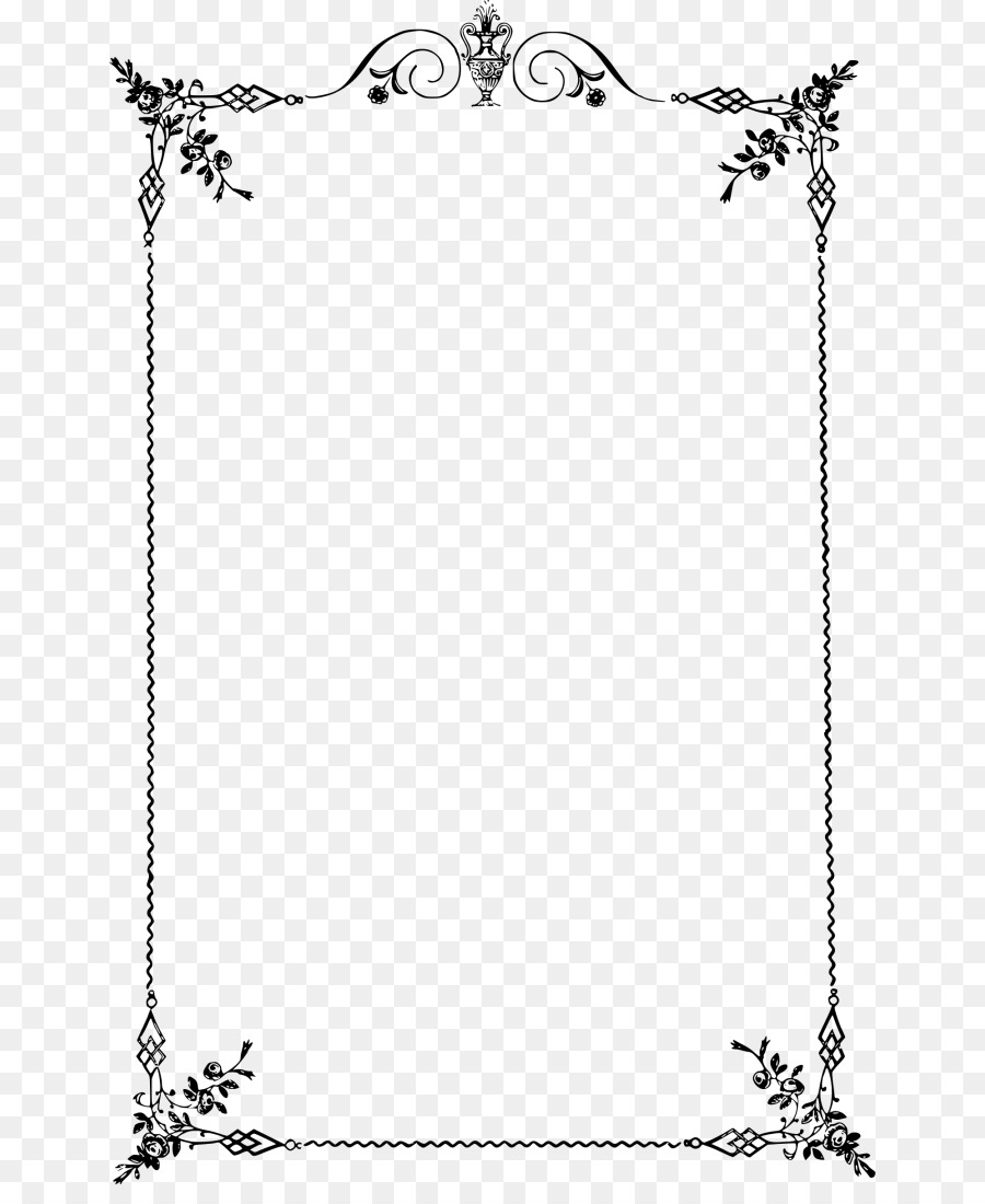 Borders And Frames Clip Art Others Png Download 7001082 Free