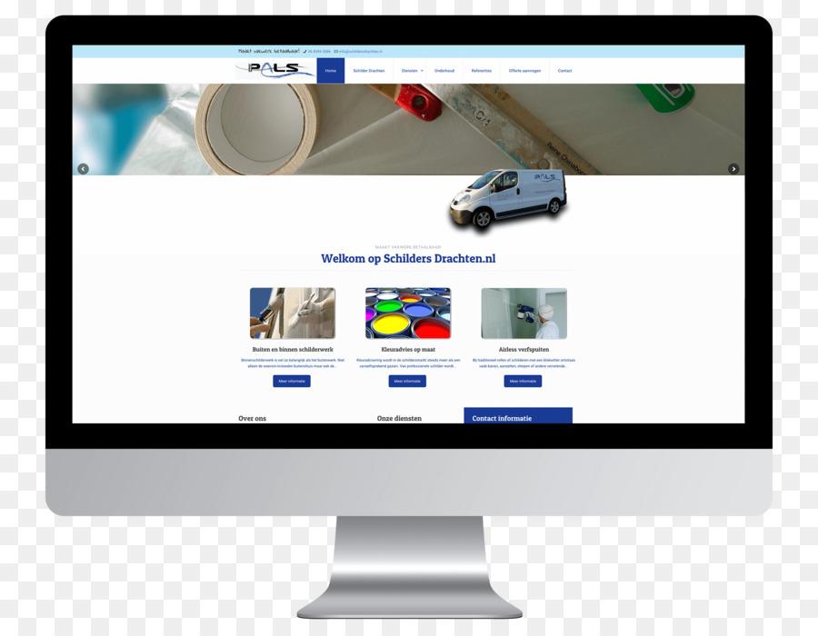 Web Design Landing Page User Interface Computer Software Website