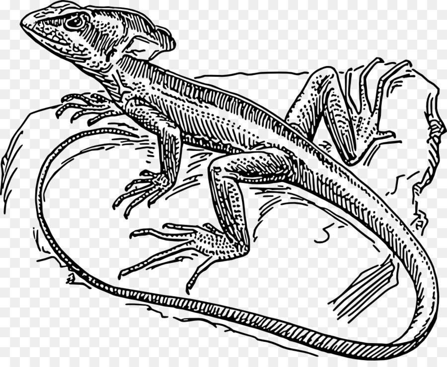 Lagarto Reptil Dr. Curt Connors Común basilisco - lagarto Formatos ...