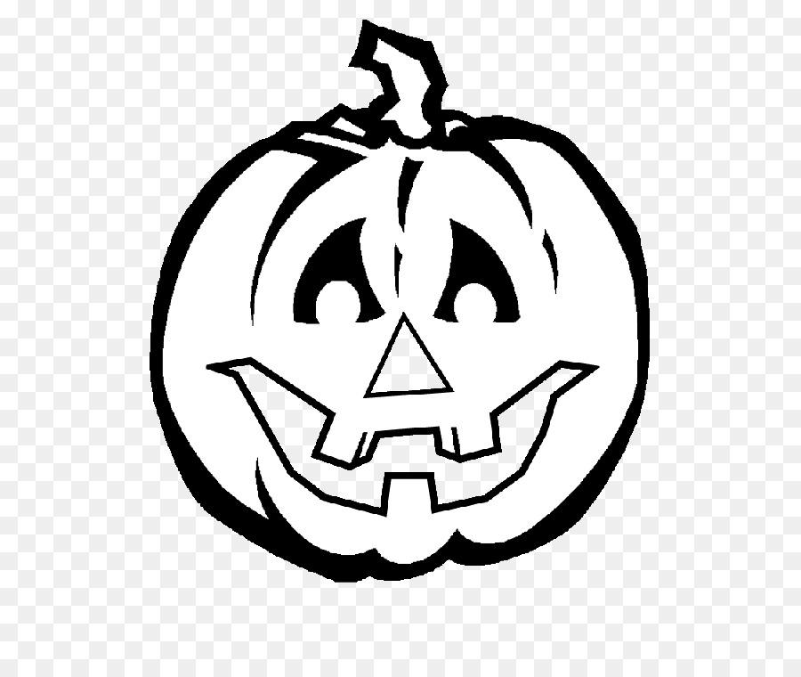Pumpkin Coloring book Halloween Clip art - pumpkin png download ...