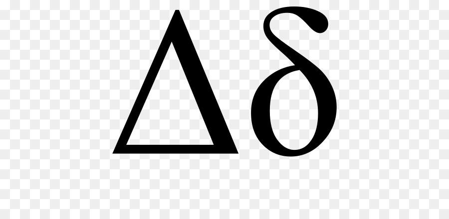 Greek Alphabet Delta Air Lines Letter Delta Sign Png Download