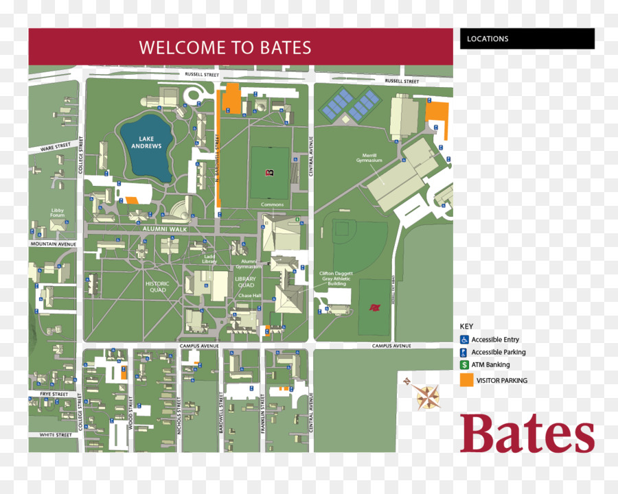 Bates College Acadia University Baldwin Wallace University Arcadia