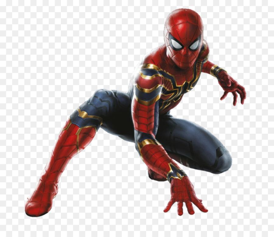 Spider-Man, Iron Man Groot Hulk Thanos - Héroes de thor png dibujo ...