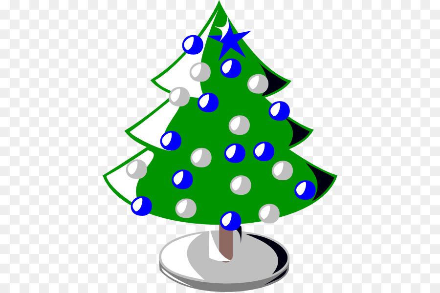 Weihnachtsbaum Christmas ornament Clip art - Weihnachtsbaum Blau png ...
