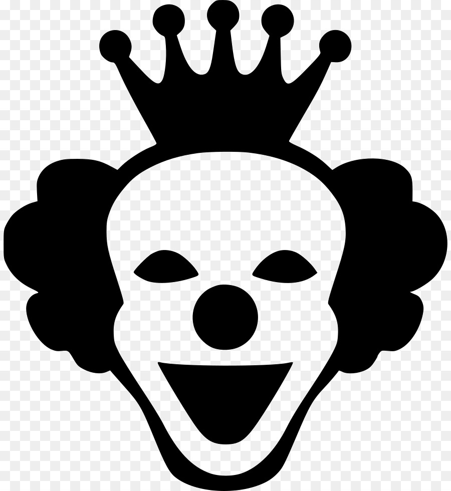 Joker batman computer icons face black and white png