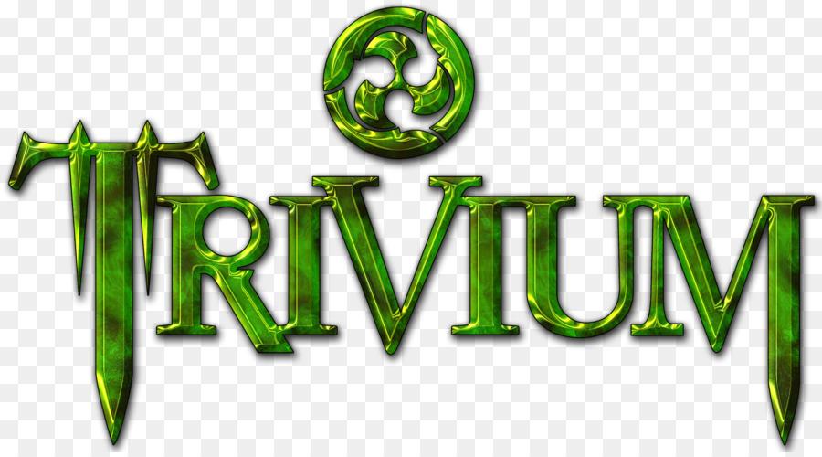 Logo Trivium Thrash Metal Metalcore