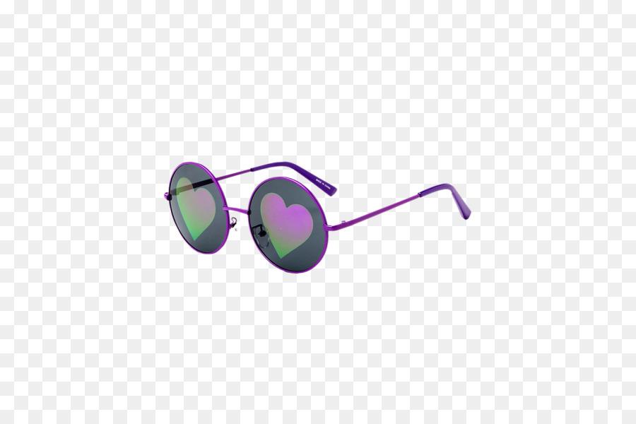 a9244ffad7d20 Óculos Espelhado óculos de sol Óculos - Coração óculos de sol ...