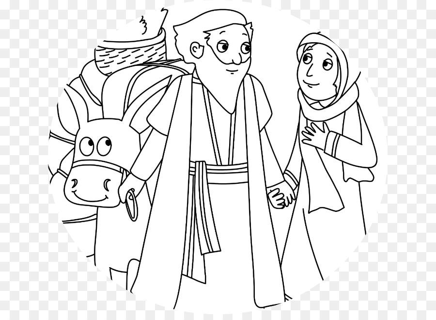 Historia de la biblia Génesis libro para Colorear de Abraham y de ...