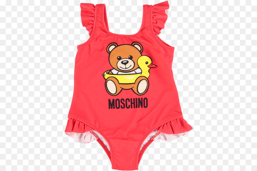 Baby toddler pezzi neonato moschino bambino costume da bagno