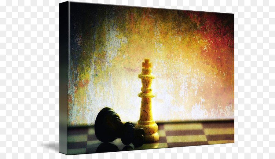 Painting Picture Frames Gallery wrap Canvas Art - good vs evil ...