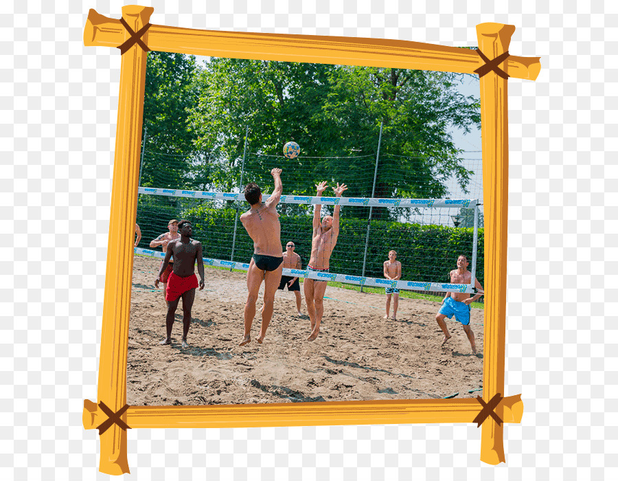 Playground Picture Frames Sport Leisure Swing Beach Volley Png