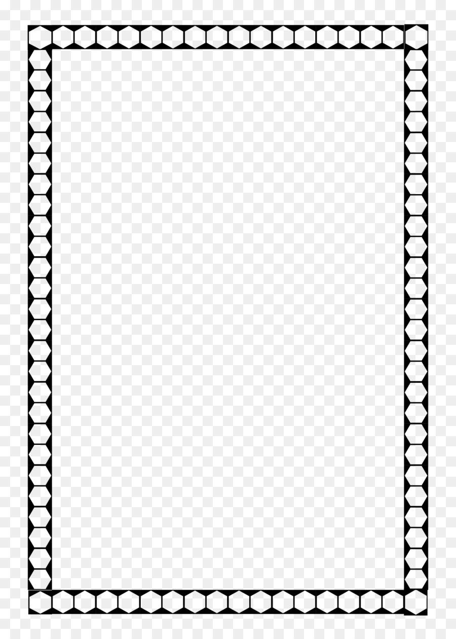 Paper Picture Frames Digital photo frame - fondo negro png download ...