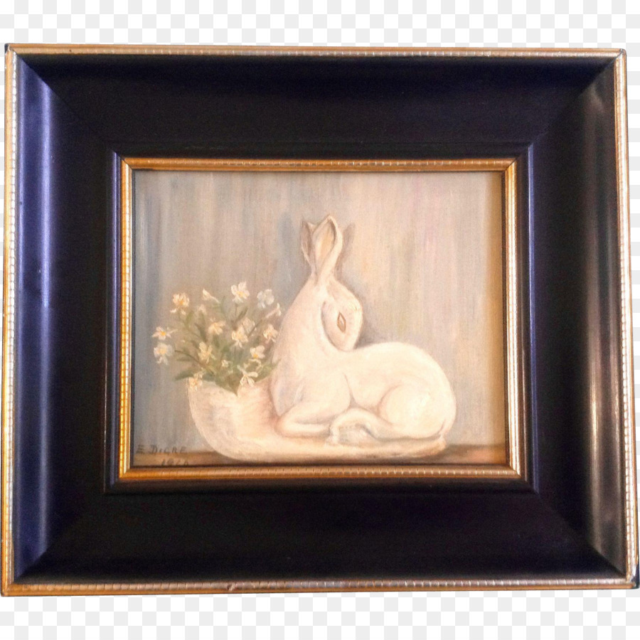 Still life photography Picture Frames Rectangle - deer Watercolor ...