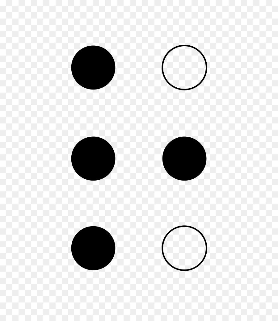 Braille Anglais Lettre De L Alphabet Dimensions Des Personnages 26