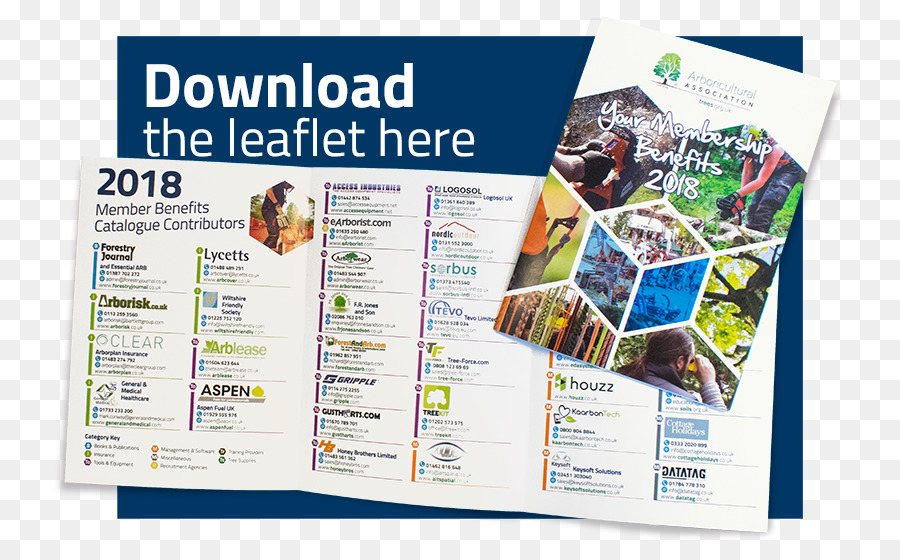 employee benefits brochure advertising flyer enterprise leaflets